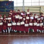 Graduación kinder 2016