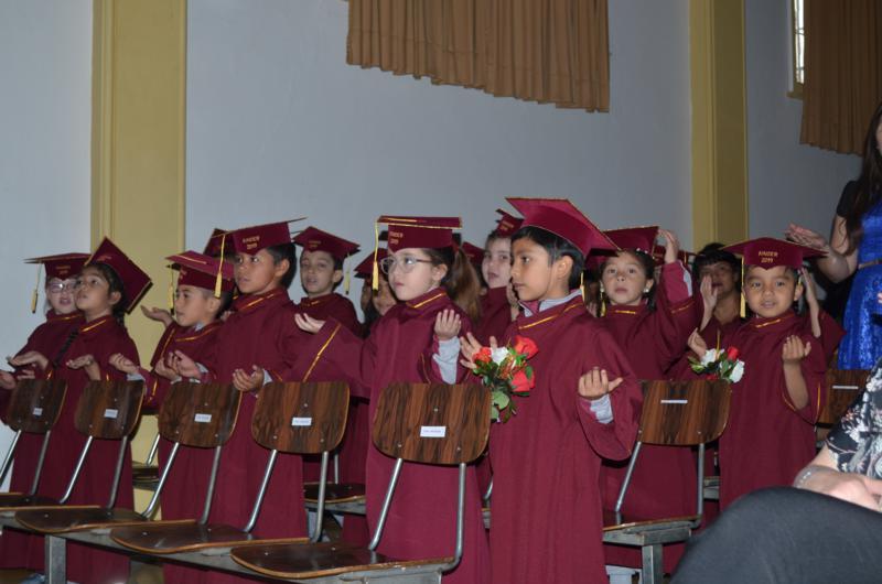 Ceremonia Kinder 2019