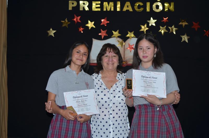 PREMIACION II SEMESTRE 2019